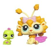 Набор с феей Dandelion и Червячком, Littlest Pet Shop Fairies [38836]