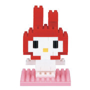 Конструктор 'My Melody', из серии 'Hello Kitty', nanoblock [NBCC_002]
