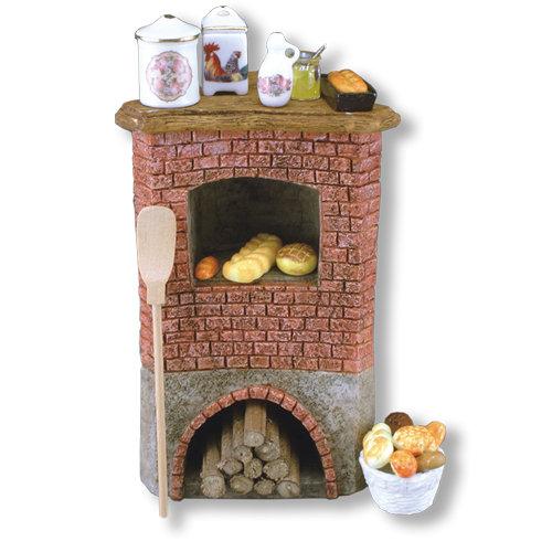 Печь с хлебом, 1:12, Reutter Porzellan 001.857/7 отзывы