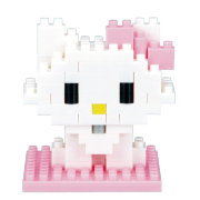 Конструктор 'Charmy Kitty', из серии 'Hello Kitty', nanoblock [NBCC_008]
