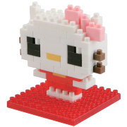 Конструктор 'Hello Kitty Kawaii', из серии 'Hello Kitty', nanoblock [NBCC_010]
