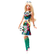 Барби Бритто (Britto Barbie Doll), Barbie Pink Label, коллекционная Mattel [BCP98]