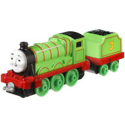 Паровозик 'Генри' (Henry), Томас и друзья. Thomas&Friends Adventures, Fisher Price [DXR65]