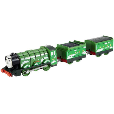 Игровой набор 'Flying Scotsman', Томас и друзья, Thomas&Friends Trackmaster, Fisher Price [DFM88] Игровой набор 'Philip', Томас и друзья, Thomas&Friends Trackmaster, Fisher Price [BDP06]