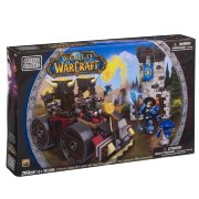 Конструктор 'Атака демолишера', World of Warcraft, Mega Bloks [91026]