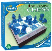 Игра-головоломка 'Solitaire Chess' - 'Шахматы для одного', Thinkfun [3400]