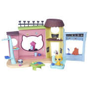 Игровой набор 'Кафе' (Pawristal Cafe), из серии Pets in the City, Littlest Pet Shop [B5479]