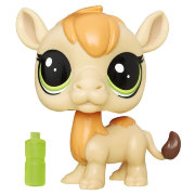 Одиночная зверюшка 'Верблюд Garbanzo Hillville', из серии Pets in the City, Littlest Pet Shop [B8511]