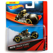 Мотоцикл Crooze Moto, HW Race - Moto Track Stars, Hot Wheels, Mattel [BDN49]