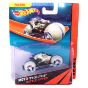 Мотоцикл Rattle Ripper, HW Race - Moto Track Stars, Hot Wheels, Mattel [BDN50]