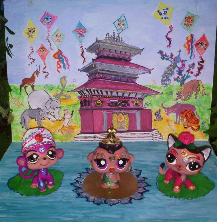 Храм игрушек