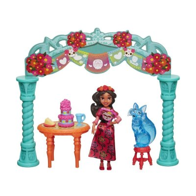 Игровой набор с мини-куклой 'Елена – принцесса Авалора ...