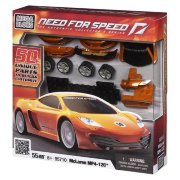 Конструктор 'NFS McLaren MP4-12C', Need For Speed, Mega Bloks [95710]