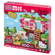 Конструктор 'Дом на дереве' (Tree House), Hello Kitty, Mega Bloks [10931]