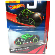 Мотоцикл Moto-Crossed, HW Race - Moto Track Stars, Hot Wheels, Mattel [BDN39]