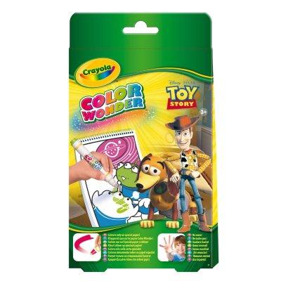Мини-раскраска 'Удивительный Цвет: История игрушек' (Color ...