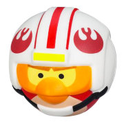 Игрушка 'Angry Birds Star Wars. Luke Skywalker', из серии Foam Flyers, Hasbro [A2486]