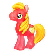 Мини-пони 'из мешка' - Big McIntosh, неон, 3 серия 2013, My Little Pony [35581-6-02]