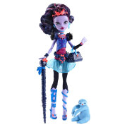 Кукла 'Джейн Булитл' (Jane Boolittle), серия с питомцем, 'Школа Монстров' Monster High, Mattel [BJF62/BLW02]