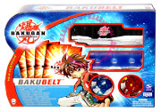 Набор с ремнем для пояса BakuBelt, для игры 'Бакуган', Bakugan Battle Brawlers - New Vestroia [64282-976]