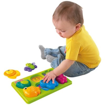 * Пазл 'Животные' (Animal Activity Puzzle), Fisher Price [W3110] Пазл 'Животные' (Animal Activity Puzzle), Fisher Price [W3110]