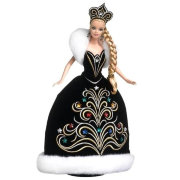 Кукла Барби 'Рождество 2006 от Боба Маки' (2006 Holiday Barbie® Doll by Bob Mackie), коллекционная, Mattel [J0949]