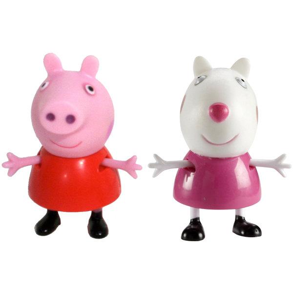 Набор 'Свинка Пеппа и Овечка Сюзи', из серии 'Пеппа и её ...