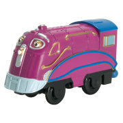 Паровозик 'Мак Аллизер', с мотором и звуками, Chuggington Motorised [LC58020]