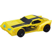* Трансформер 'Night Strike Bumblebee', класса Deluxe, из серии 'Robots in Disguise', Hasbro [B4688]