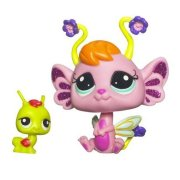 Набор с феей Pansy и Кузнечиком, Littlest Pet Shop Fairies [38864]