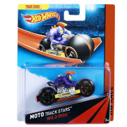 Мотоцикл Wild Ride, HW Race - Moto Track Stars, Hot Wheels, Mattel [BDN41]
