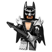 Минифигурка 'Бэтмен - рокзвезда', серия The Batman Movie, Lego Minifigures [71017-02]
